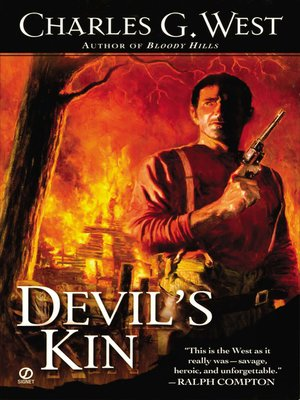 cover image of Devil's Kin