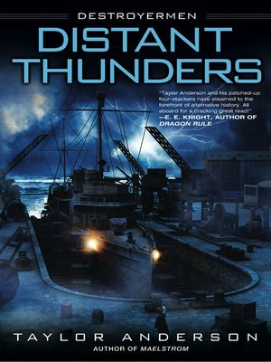 cover image of Distant Thunders