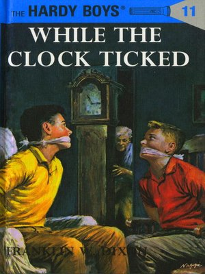 cover image of While the Clock Ticked