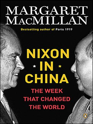 cover image of Nixon in China