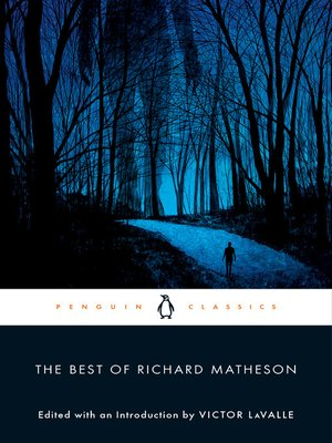 cover image of The Best of Richard Matheson