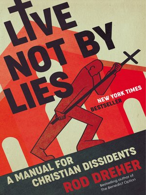 cover image of Live Not by Lies