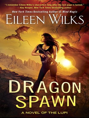 cover image of Dragon Spawn