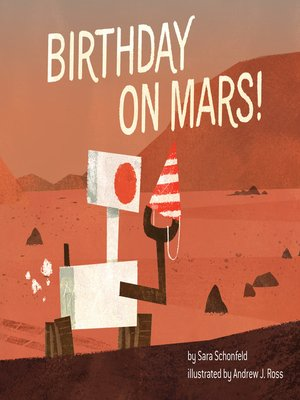 cover image of Birthday on Mars!