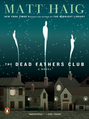 cover image of The Dead Fathers Club