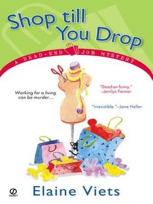 cover image of Shop Till You Drop