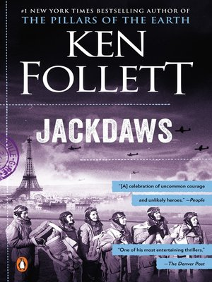 cover image of Jackdaws
