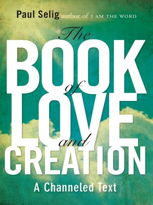 cover image of The Book of Love and Creation