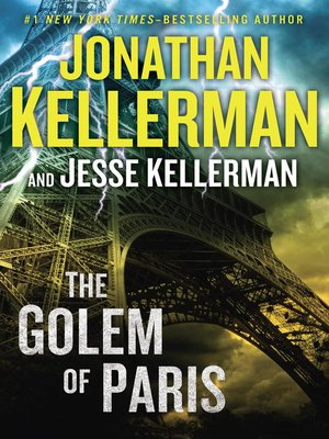 cover image of The Golem of Paris