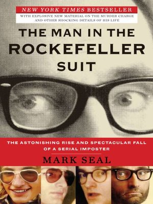 cover image of The Man in the Rockefeller Suit