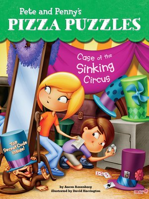 cover image of Case of the Sinking Circus
