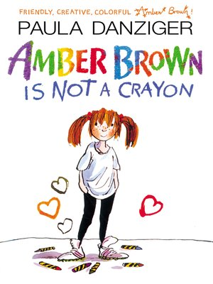 cover image of Amber Brown Is Not a Crayon