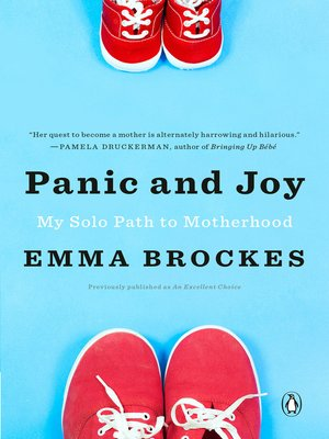 cover image of Panic and Joy