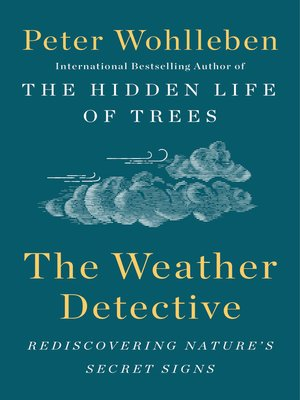 cover image of The Weather Detective