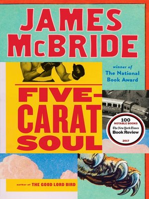 cover image of Five-Carat Soul