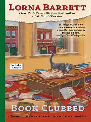 cover image of Book Clubbed