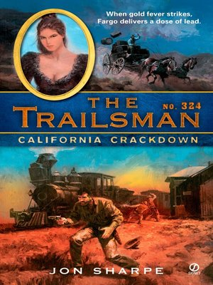 cover image of California Crackdown