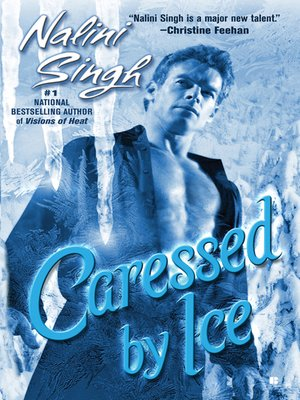 cover image of Caressed by Ice