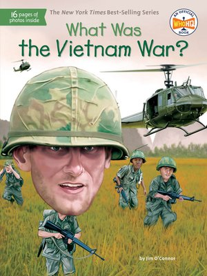 cover image of What Was the Vietnam War?