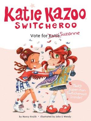 cover image of Vote for Suzanne