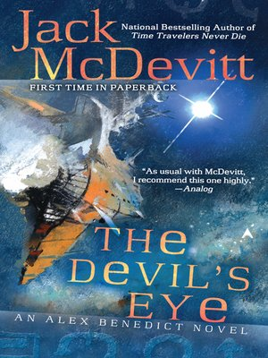 cover image of The Devil's Eye