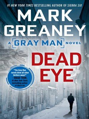 cover image of Dead Eye