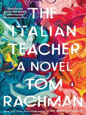 cover image of The Italian Teacher