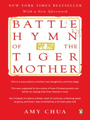 cover image of Battle Hymn of the Tiger Mother