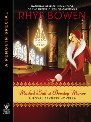cover image of Masked Ball at Broxley Manor