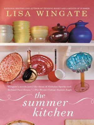 cover image of The Summer Kitchen