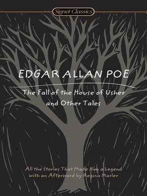 cover image of The Fall of the House of Usher and Other Tales