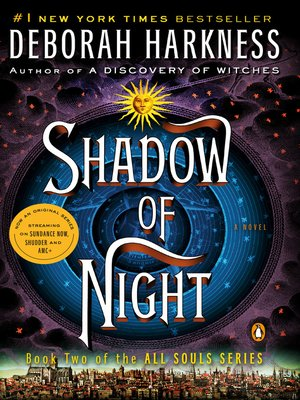 cover image of Shadow of Night