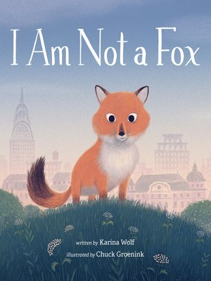 cover image of I Am Not a Fox