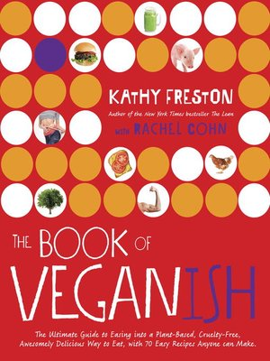 cover image of The Book of Veganish