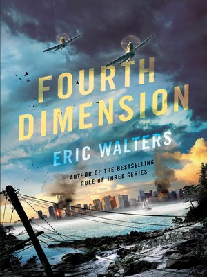 cover image of Fourth Dimension