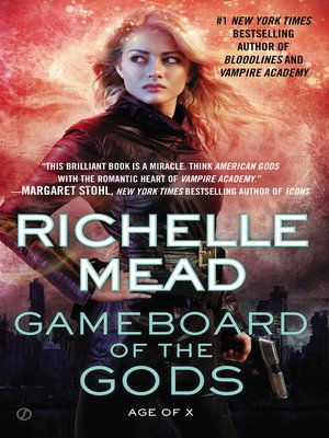 cover image of Gameboard of the Gods