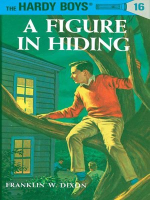 cover image of A Figure in Hiding