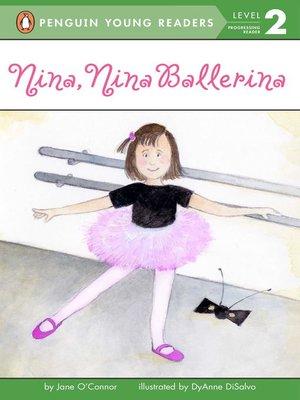 cover image of Nina, Nina Ballerina