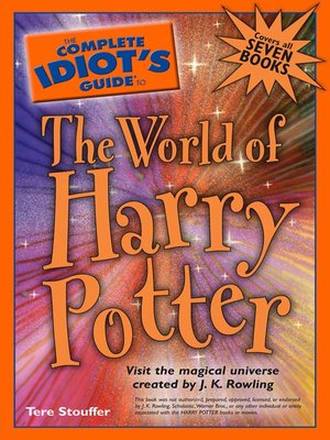 cover image of The Complete Idiot's Guide to the World of Harry Potter