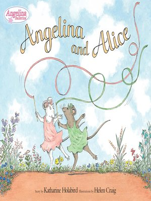 cover image of Angelina and Alice