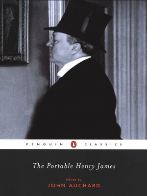 cover image of The Portable Henry James