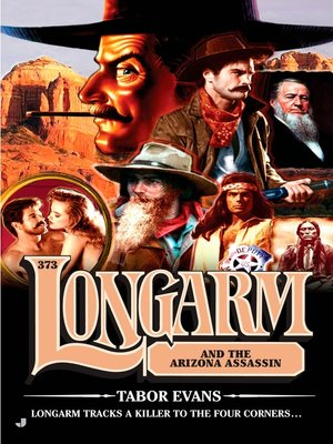 cover image of Longarm and the Arizona Assassin