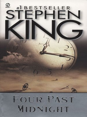 cover image of Four Past Midnight