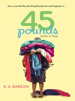 cover image of 45 Pounds (More or Less)