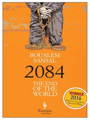 cover image of 2084
