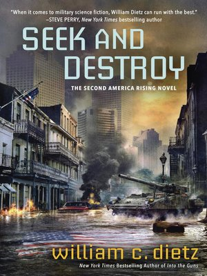 cover image of Seek and Destroy