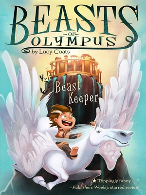 cover image of Beast Keeper