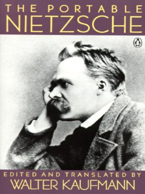 cover image of The Portable Nietzsche