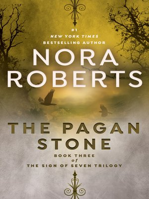 cover image of The Pagan Stone