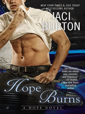 cover image of Hope Burns
